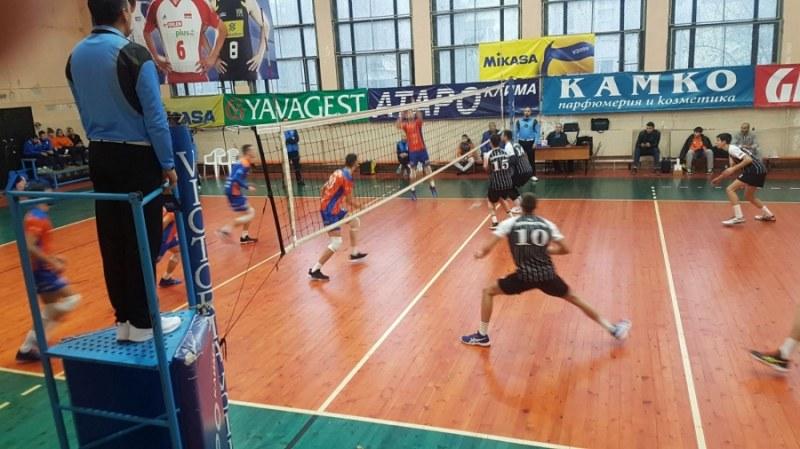 Изместиха с ден напред волейболното дерби Локо - Виктория Волей