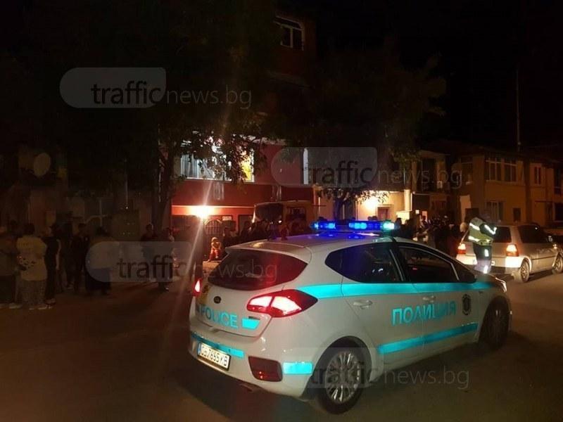 Пореден удар в Столипиново! Полиция нахлу в махалата, известен дилър е арестуван