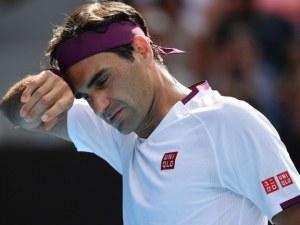Федерер аут до лятото заради операция