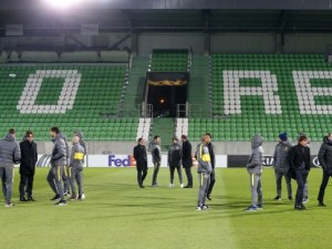 Невиждани мерки за сигурност на мача Лудогорец - Интер тази вечер