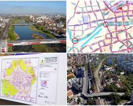 Четири нови моста над Марица, Южна тангента и 530 млн. – шансът Пловдив да се отпуши