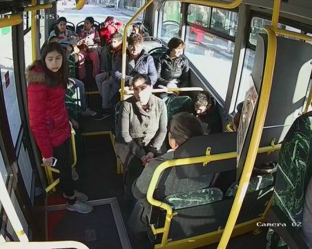 Камери дебнат за нарушения в безплатния транспорт на Стамболийски