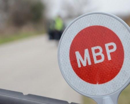 Катастрофа на пътя Пловдив-Пещера! Пътят е затворен