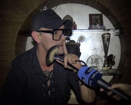 Разказ от първо лице: Кралят на грима от Пловдив сваля маската пред Trafficnews