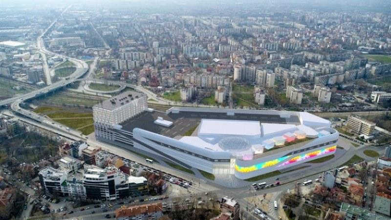 Обявиха кога ще отвори врати новият пловдивски мол край Сточна гара