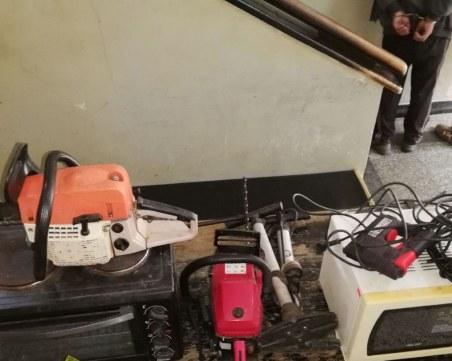 11 арестувани при спецакция край Бургас