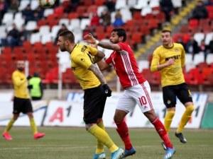 Ботев игра добре, но загуби от ЦСКА на Армията