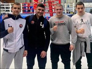 Младите боксьори на Лаута арми с три медала от държавното