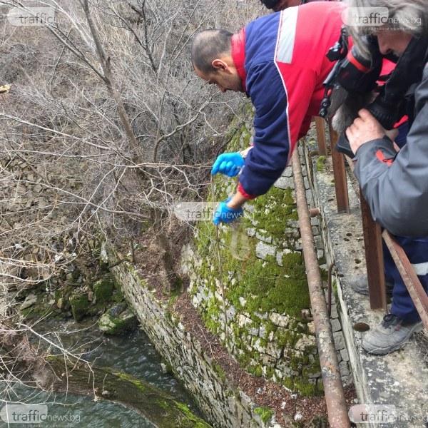 Прокуратурата обвини двамата арестувани за замърсяването на реките Чая и Юговска