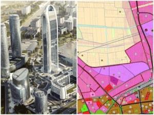Бъдещето на Пловдив: Предвиждат зона за небостъргачи, която да не товари града и трафика