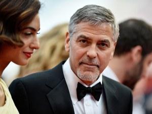 Имение на Джордж Клуни е наводнено заради бурята