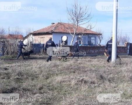 Арестуваха мъж след нападението над възрастна жена от Белозем, укривал роднина