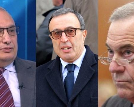 Прокуратурата ще разпитва Костов, Стоянов и Хенке