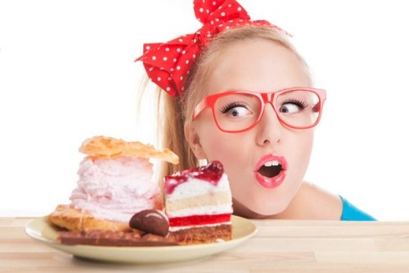 Как да блокирате глада за сладко?