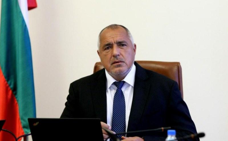 Премиерът Борисов свиква извънреден Съвет по сигурността заради коронавируса