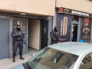 Прокуратура и полиция влязоха в Басейновата дирекция в Пловдив
