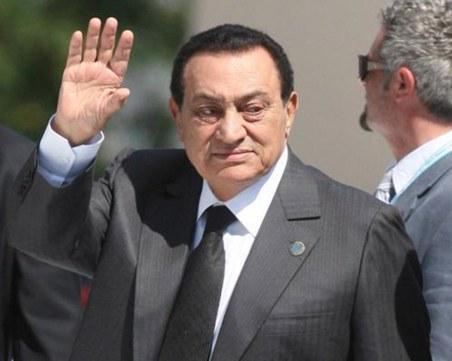 Почина бившият лидер на Египет Хосни Мубарак