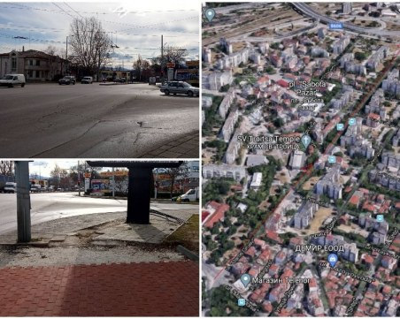 """Замразяват реконструкцията на  Кукленско шосе, 10 млн. лева отиват за ул. """"Даме Груев"""""""