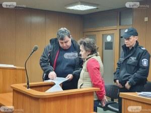 Мария, убила любовника си в Пловдив, отново пред съда! Още днес може да получи присъда