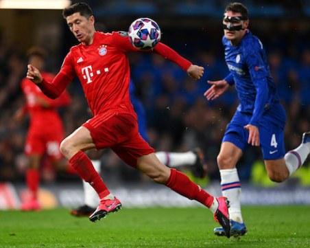 Байерн прегази Челси на Стамфорд Бридж и обезсмисли реванша