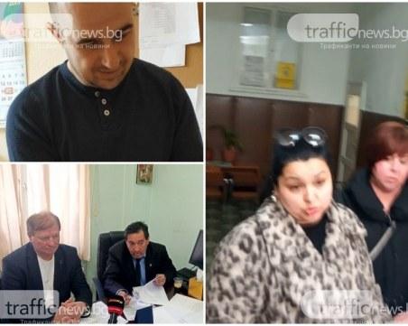 ДАНС влезе в училище в Пловдив