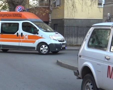Мъж почина на булевард в Пловдив тази сутрин