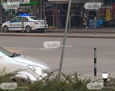 Мъж почина на улица в Пловдив тази сутрин