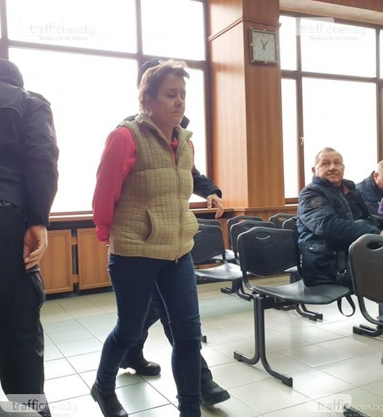 Без присъда за Марияна, сочена за убийца на любовника си в Пловдив! Нова експертиза отложи делото