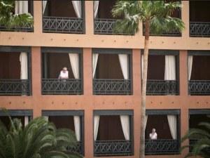 Българка разказва за блокадата в хотел в Тенерифе