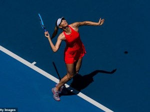Мария Шарапова слага край на кариерата си