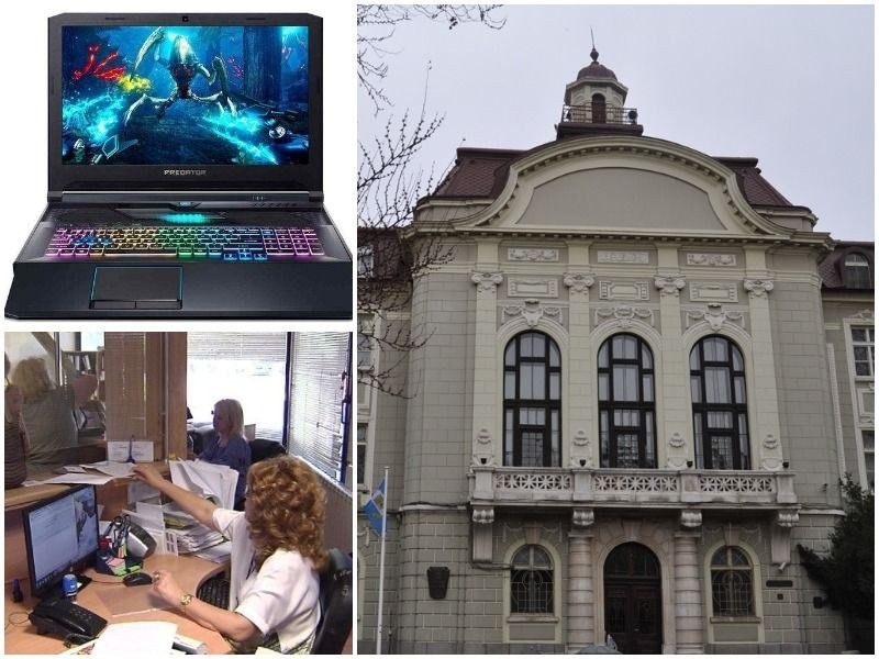 12 фирми в битка да доставят мощните компютри на Община Пловдив за 40 бона