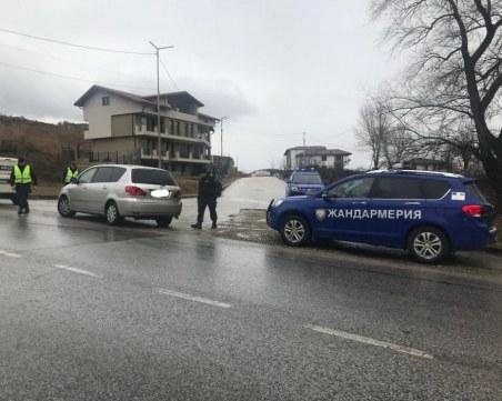 13 задържани при спецакция на полицията