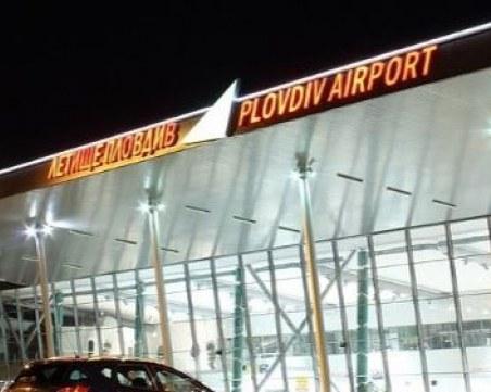 Министъра на транспорта: Очакваме интерес за летище Пловдив, 2,5 млн отиват за хангар там
