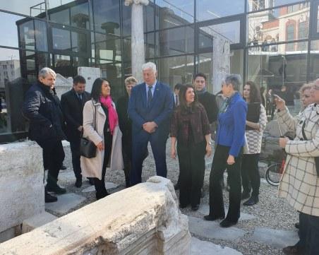 Пловдив иска собствеността на Епископската базилика преди голямото откриване
