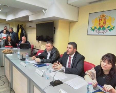 """С мнозинство приеха бюджета на община """"Родопи"""""""