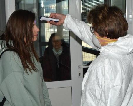 Само за денонощие: 14 души във ВМА със съмнение за коронавирус
