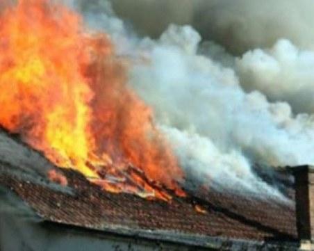 Възрастен мъж почина, в опит да изгаси лумнал пожар