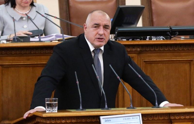 Борисов: При 50-100 хиляди под домашна карантина, НОИ ще се изпразни