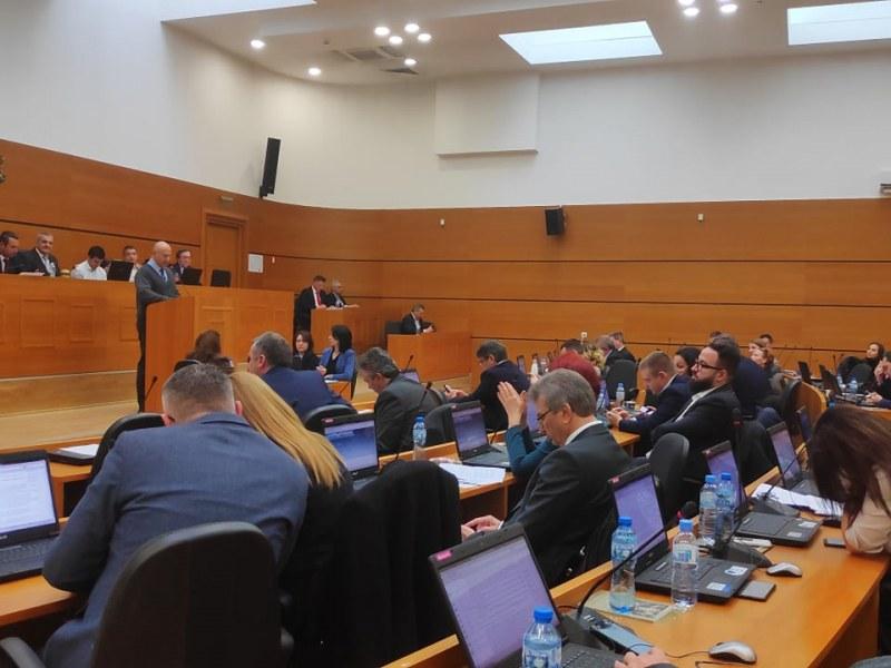 """Опозицията се обедини с партньорите на ГЕРБ и промени устава на """"Пловдив 2019"""""""