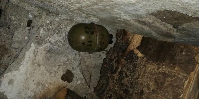 Сапьори от Пловдив обезвредиха боеприпас, открит в частен имот