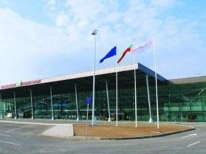 Правителството одобри пускането на нова концесия за Летище Пловдив