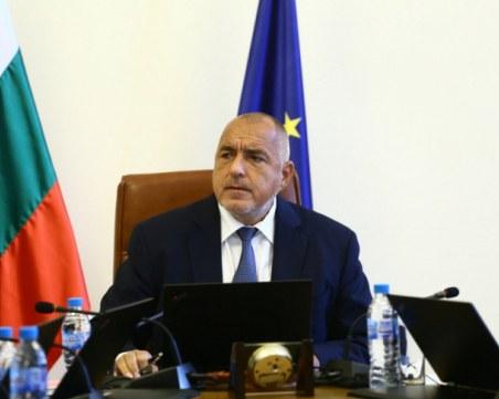 Борисов свика извънредно заседание на Министерския съвет за коронавируса
