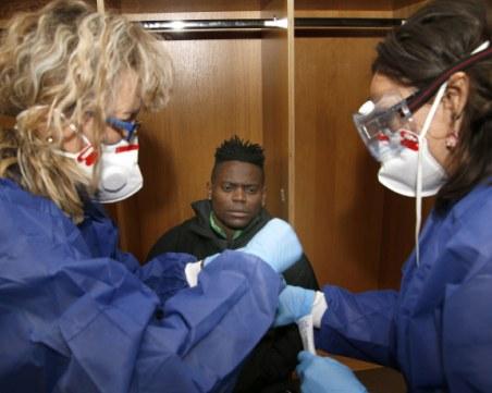 Обявиха резултатите от тестовете за коронавирус на футболистите на Лудогорец