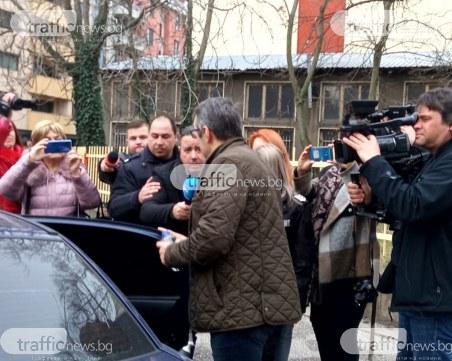 Отведоха за разпит бившия директор на РИОСВ в Пловдив
