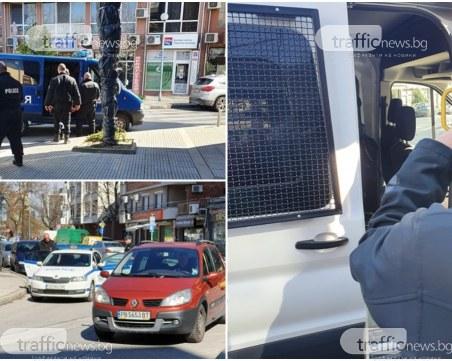 Отведоха за разпит две служителки на Басейнова дирекция в Пловдив