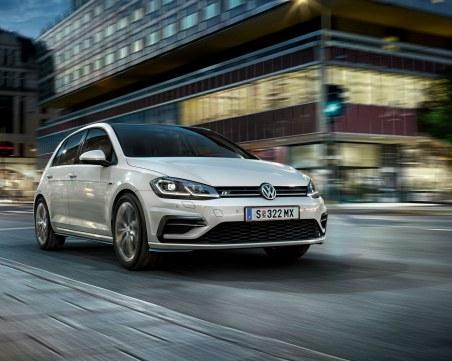 Volkswagen показа спортните версии на новия Golf