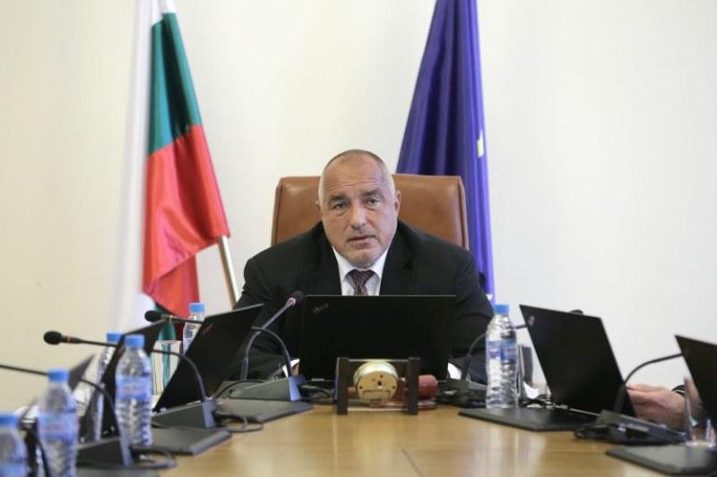 Бойко Борисов след извънредното съвещение на МС: БЕЗ ПАНИКА!