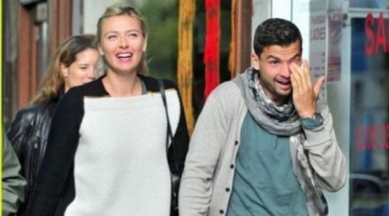 Гришо се изказа ласкаво за Шарапова, ясно е кога играе с Надал