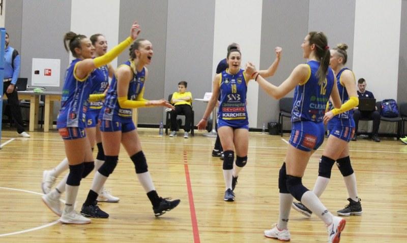 Марица с експресна победа срещу Раковски