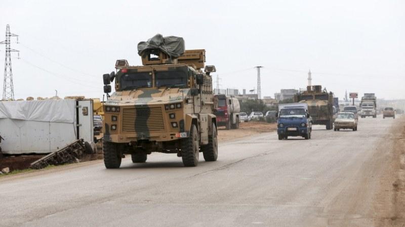 НАТО призова Русия и Сирия да прекратят въздушните удари над Идлиб